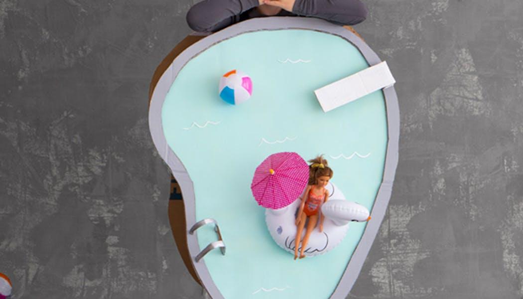 Déguisement piscine