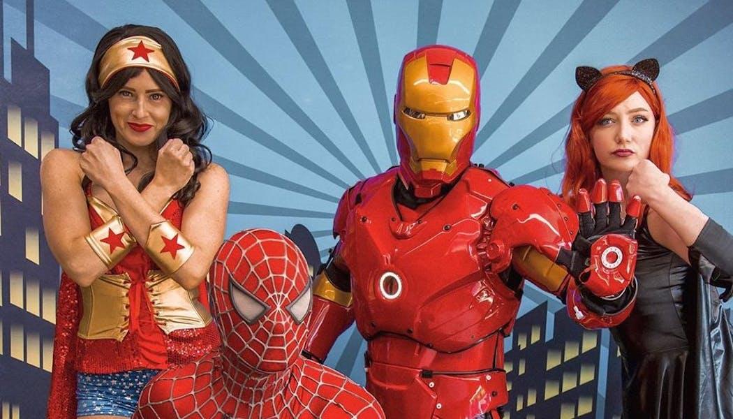 Des animateurs aux super pouvoirs