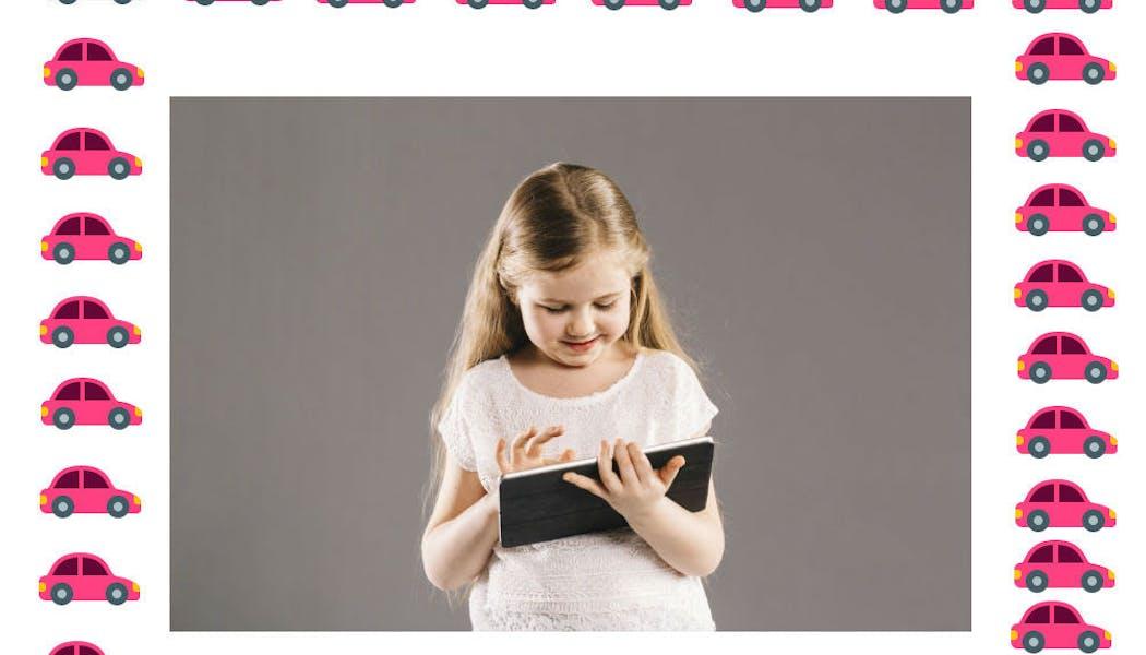 Des applis ludo-éducatives sur la tablette