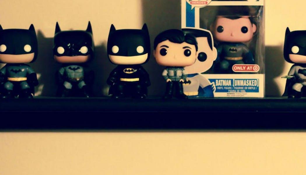 Des Batman pop