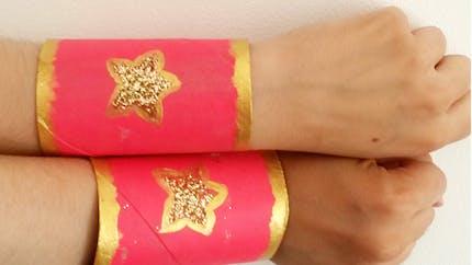 Des bracelets de super-héros