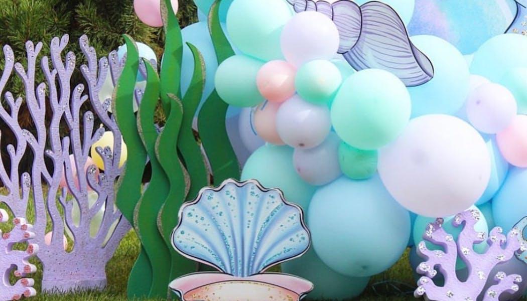 Des décorations coraux and co