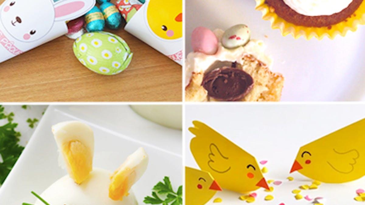 idées de dernière minute Pâques Fêtes