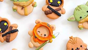 Des macarons vraiment trop mignons !