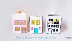 Des petites maisons de Noël