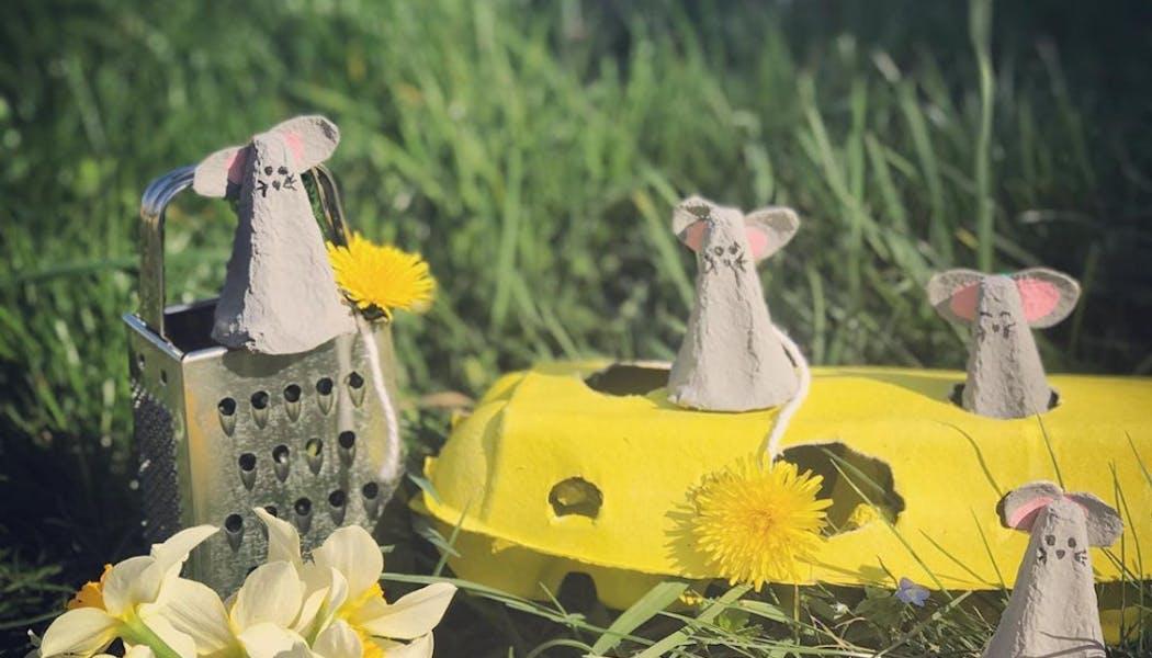 Des ravissantes petites souris