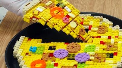 recettes animées lego bebop stop-motion