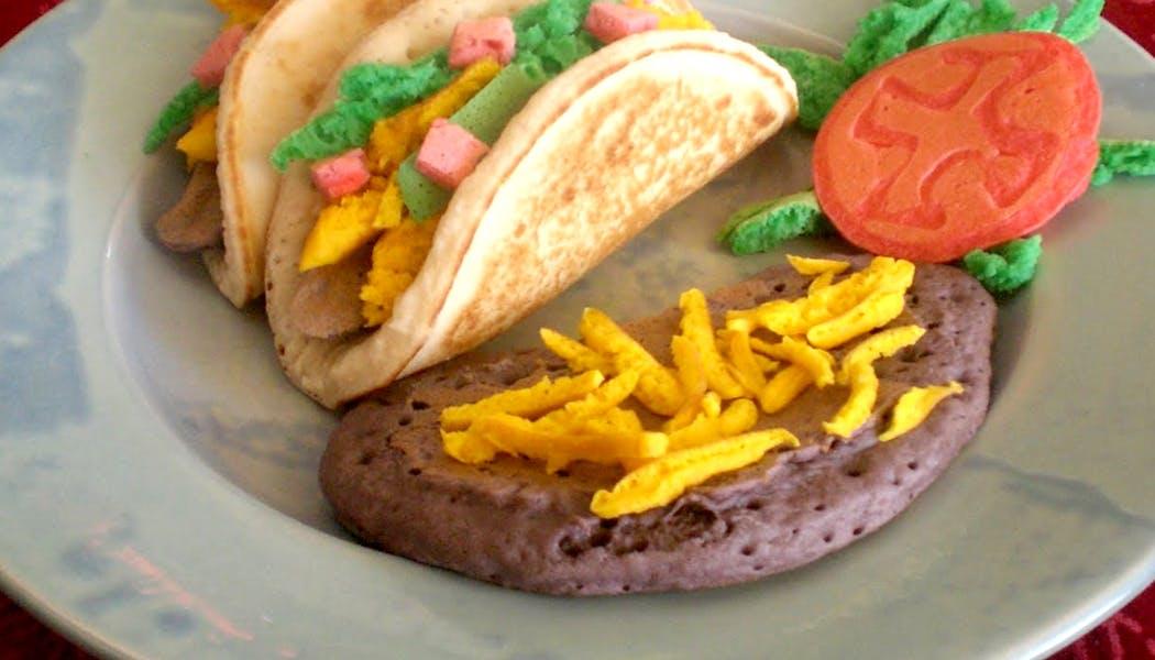 crêpes rigolotes tacos chandeleur mardi gras         carnaval