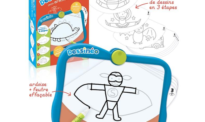 meilleurs cadeaux Noël 2019 enfants DIY Dessineo Mon         Ardoise à dessin