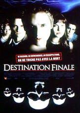 Affiche Destination finale