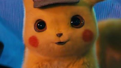 Détective pikachu film live-action Pokémon