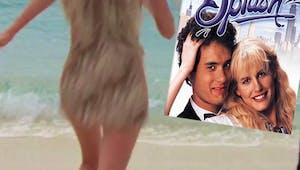 Disney+ censure les fesses de la sirène du film culte Splash !