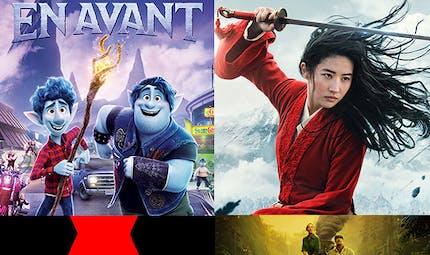 Disney dévoile la liste des films qui sortiront en 2020