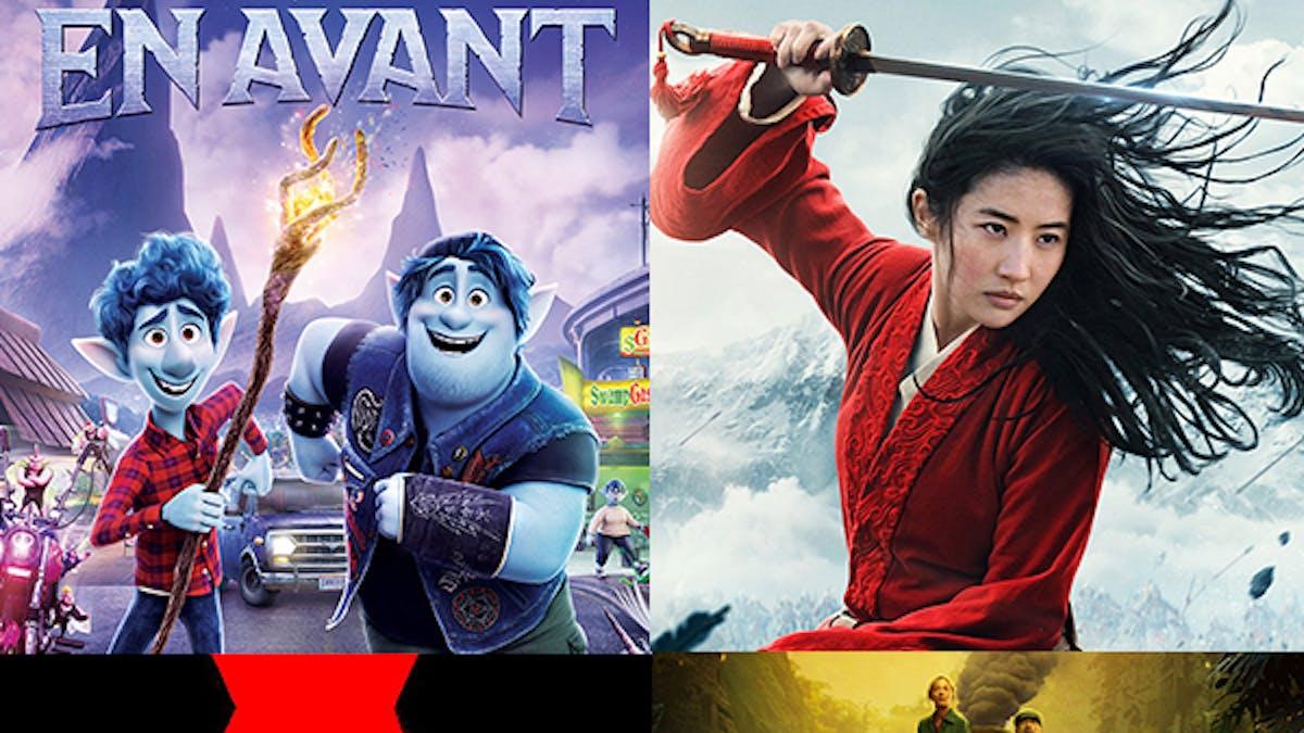 line up 2020 disney liste films sorties cinéma
