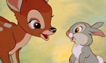 Disney prépare le remake enlive-action de Bambi !