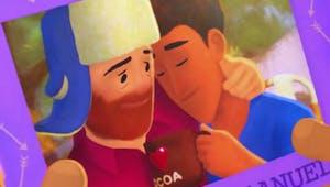 Disney présente son premier personnage principal gay dans un court-métrage