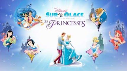 Disney sur glace - Les princesses