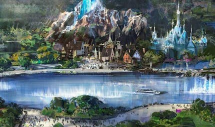 Disneyland Paris : les mondes La Reine des Neiges et Star Wars se révèlent...