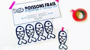 Distributeur de poissons d'avril !