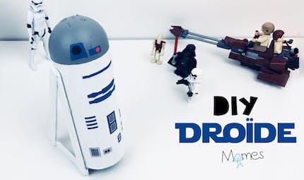 DIY : fabriquer un super Droïde