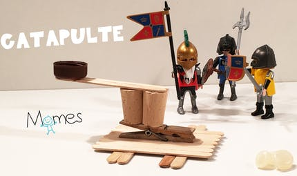 DIY : Fabriquer une catapulte