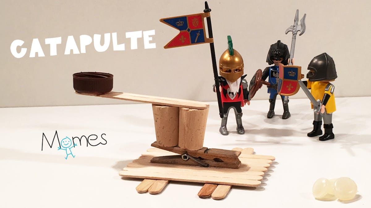 Fabriquer une catapulte 1200