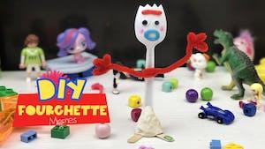 DIY : Fourchette de Toy Story 4
