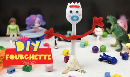 DIY : Fourchette de Toy Story 4