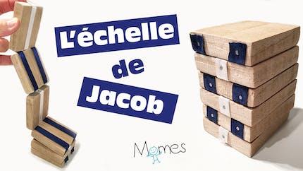 DIY : Jeu de l'échelle de Jacob (ou Yatago)
