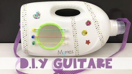 DIY : la Guitare