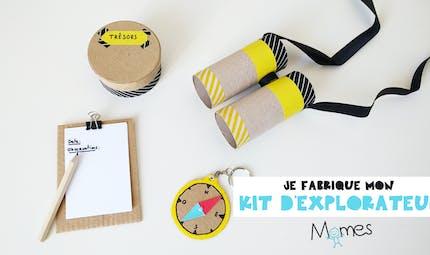 DIY : le kit d'explorateur !