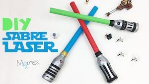 DIY : Le Sabre Laser