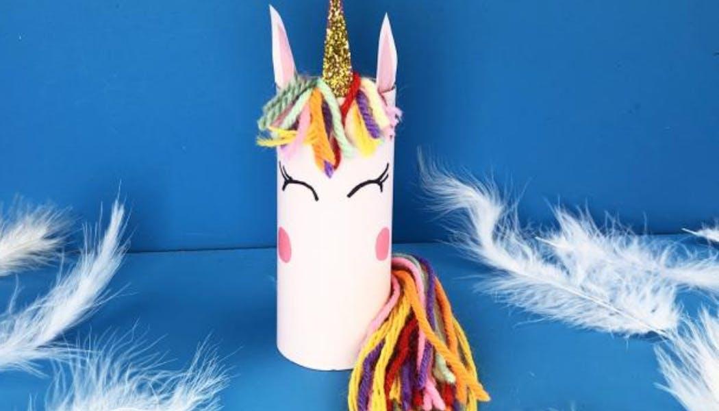 DIY : mini licornes à confectionner