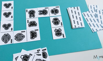 Dominos des signes chinois