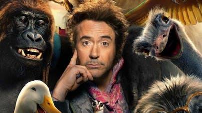 Le voyage du Dr Dolittle bande annonce Robert Downey       Jr