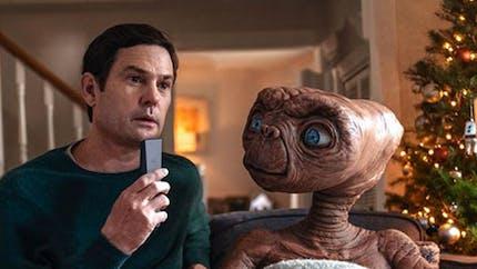E.T. l'extraterrestre et Elliott sont de retour 37 ans après le film !