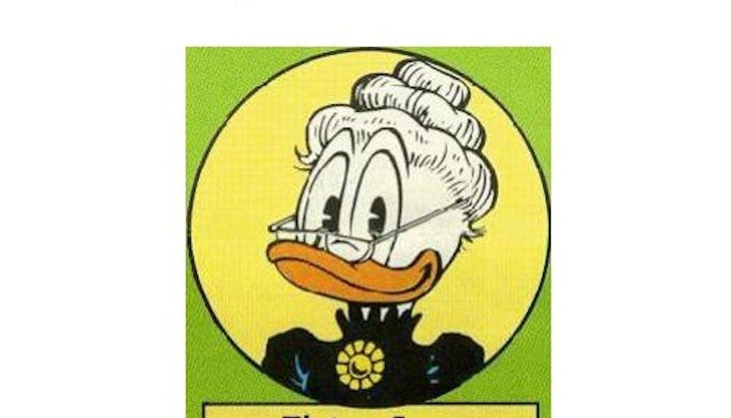 Elvire Duck (grand-mère Donald)