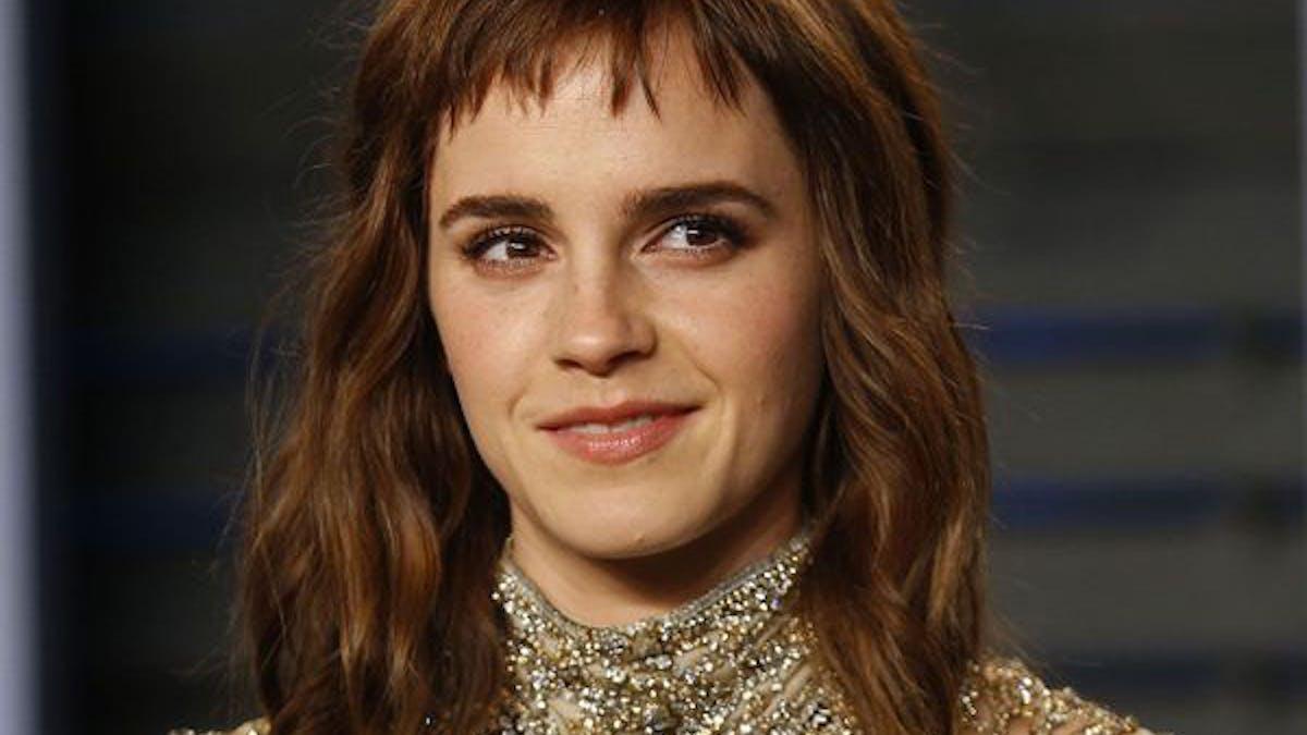 Emma Watson dans le film les quatre filles du Docteur       March