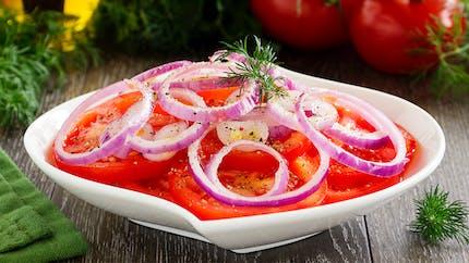 Entrée de tomates