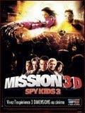 Affiche Spy Kids 3