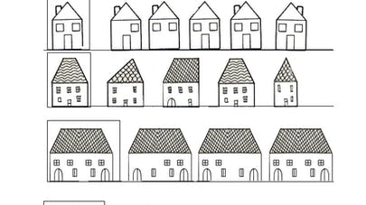 observation et graphisme maisons 2