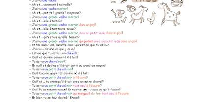 phrases a rallonge