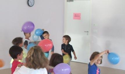 Expression corporelle à l'école primaire