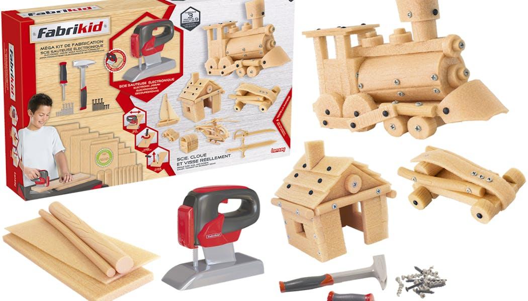 meilleurs cadeaux Noël 2019 enfants DIY Fabrikid