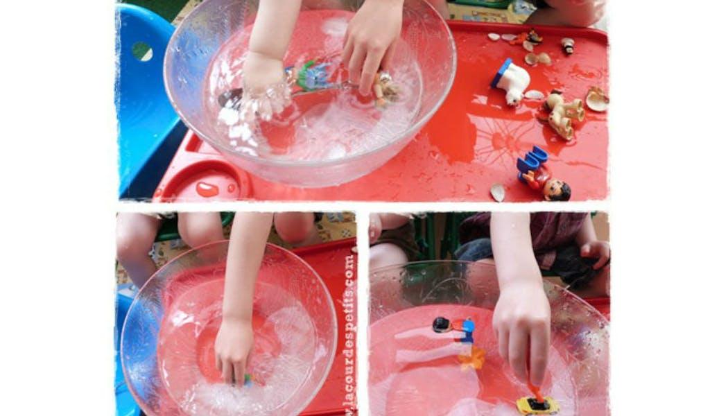Fabriquer des glaçons magiques