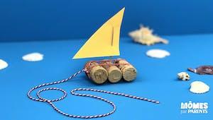 Fabriquer un petit bateau