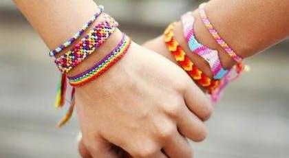 Faire des bracelets brésiliens
