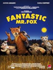 Affiche Fantastique Mr Fox
