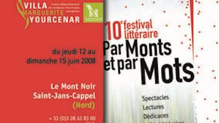 Festival littéraire Par Monts et par Mots