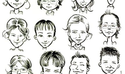 Fiche de cours : expression écrite le portrait